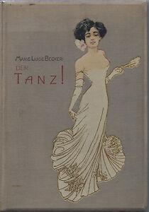Der Tanz by Marie Luise Becker; Published by Hermann Seemann Nachfolger, c. 1930