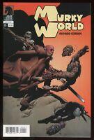 Murky World One-Shot Comic Richard Corben art Like Den & Sinbad + Undead Zombies