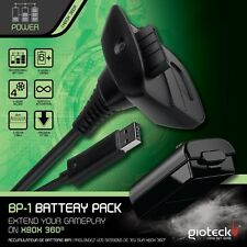 Gioteck BP1 y carga Pack (Xbox Play 360)