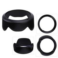 EW-53 Reversible Camera Lens Hood for Canon EF-M 15-45mm f/3.5-6.3 IS STM Camera