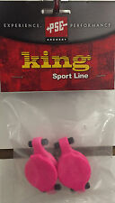 NEW PSE ARCHERY PINK COLORED MOD SHOCK LIMB DAMPERS, 2 PACK MODZ FOR PSE BOW