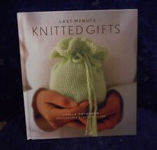 B4 Last-Minute Knitted Gifts by Joelle Hoverson