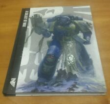 A Galaxy of War - Warhammer 40,000 40k supplement game book art painting guide
