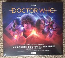 Doctor Who The Fourth Doctor Adventures Series 10 Vol 1 Big Finish