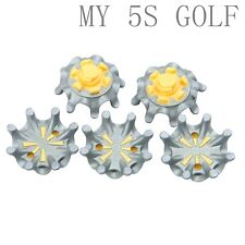 28pcs/pack Golf Shoes Spikes Replacement Tri-Lok System for Callaway Footjoy