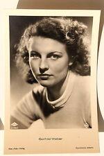 21311 Ross Film Foto AK 3464/1 Gerhild Weber um 1940 photo PC