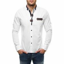 Camisas y polos de hombre multicolores blancos talla XL