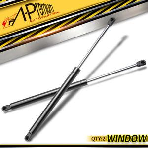 A-Premium Front Hood Lift Supports Shock Struts Compatible with Pontiac Aztek 2001-2005 on Dropgate 2-PC Set