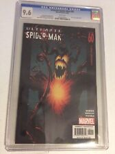 Ultimate Spiderman #60 CGC 9.6 Marvel Carnage Dr. Connors