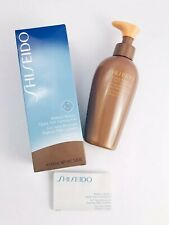 NEW! SHISEIDO Brilliant Bronze Quick Self-Tanning Gel for Face & Body 150ml