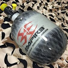 NEW Empire Carbon Fiber 48/4500 Compressed Air HPA N2 Paintball Tank - Grey