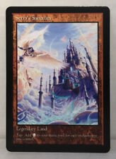 Serra's Sanctum Magic Trading Card GENERIC Custom Alternate Extended Art