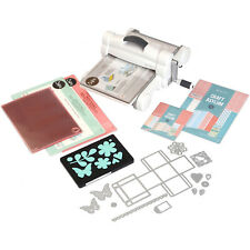 MACHINE DE DECOUPE / EMBOSSAGE A4 SIZZIX BIG SHOT + PLUS KIT DE DEMARRAGE 1546