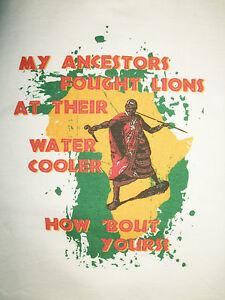 Black History Maasai Masai Tee Youth S African American Ancestors T new ataz1