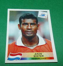 N°311 ARON WINTER NEDERLAND PANINI FOOTBALL FRANCE 98 1998 COUPE MONDE WM