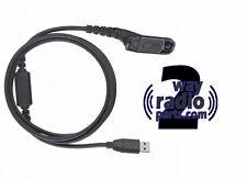 New Oem Motorola Mototrbo Xpr6550 Apx4000 Apx7000 Program Cable Pmkn4012b