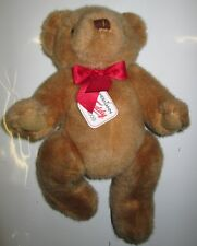 Hermann Teddy Original Bear Doll Collector Rarely 11 13/16in High From Estate