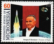 Sergey KOROLYOV/Sergei Korolev Rocket Scientist Pioneer of Flight Aircraft Stamp