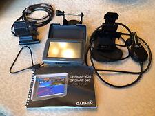 Garmin 640 Gpsmap, Preloaded Marine & Street Maps, Gps, Touch Screen