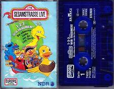 MC Sesamstrasse Live - 1-2-3...wir träumen! - EUROPA mini