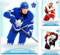 2018-19 Tim Hortons Clear Cut Phenoms **** PICK YOUR CARD **** From The SET