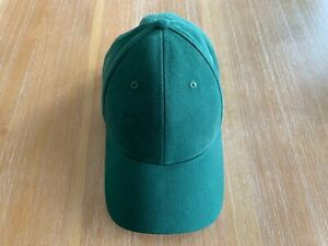 %100 AUTHENTIC NEW ROLEX GREEN COLOR DOUBLE SIDED BASEBALL CAP ONE SIZE FITS ALL