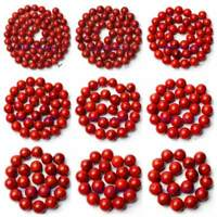 6mm 8mm 10mm 12mm 14mm 16mm 18mm 20mm 22mm 24mm Natural Round Grass Coral Beads