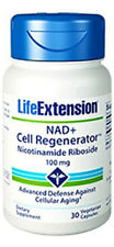 Life Extension NAD+ Cell Regenerator 30 caps 100 mg.