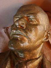Russian Ukrainian Soviet bust head sculpture LENIN XXXXL monumental statue USSR