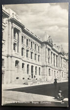 Mint Colombia RPPC Real Picture Postcard Government Palace Bogota