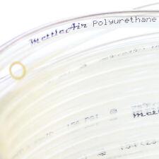 "1pc PU Polyurethane Tubing1/4""OD Transparent Clear 30m(98ft) MettleAir PU1/4-30C"