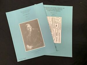 Palaeontographical Society Monograph - Bibliographic Index Graptolites, parts1&2