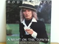 ROD  STEWART          LP       A  NIGHT  ON  THE  TOWN