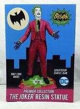 Dc Comics Batman 1966 Joker Resin Statue Diamond Select Cesar Romero Classic Tv