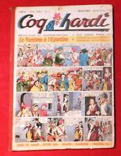 COQ HARDI Album n°3. Nouvelle série n°27 à 39 - 1951.