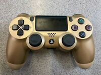 Sony DualShock 4, 3001818 Wireless Controller for PlayStation4 PS4 Gold GC nobox