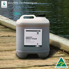 Aquatic Extract of Barley Straw 20lt - For Algae Control in Dams and Ponds.