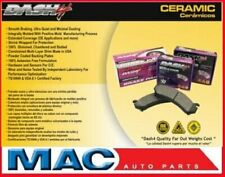 Civic Si Acura Integra REAR Ceramic Dash 4 Brake CD374 Disc Brake Pad