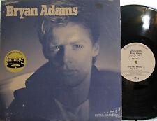 Bryan Adams - Retail Sampler  (A&M SP-17321) (Promo only) (Tour Dates) ('85)