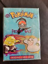 Pokémon Deck Wizards Psych Out Factory sealed ENG