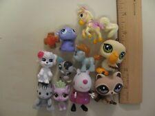 Lot Littlest pet shop Dolls Children Dogs Cats LPS figure Toy Figurines Pony