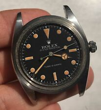 """1954 Rare Vintage Rolex Turn-O-Graph ref. 6202 """"Project Watch"""""""