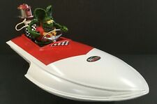 New listing Lindberg Flash Hydroplane Boat With Rat Fink For Your K And O Toy Outboard Motor