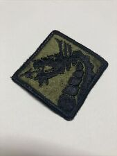 Vintage Military 18th Airborne Division Patch