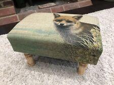 Fox Rectangular Footstool 40cm