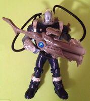 2003 Mattel Ice Cannon Mr. Freeze Action Figure