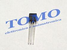 Lotto di 10 pezzi x Transistor NPN 2N5551 bipolare 2N 5551 TO92 THT