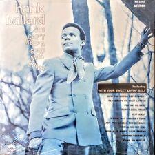 "HANK BALLARD: ""You Can't Keep A Good Man Down"" VINYL LP - ""NEW, SEALED"" POLYDOR"