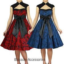 Satin Machine Washable Plus Size Dresses for Women