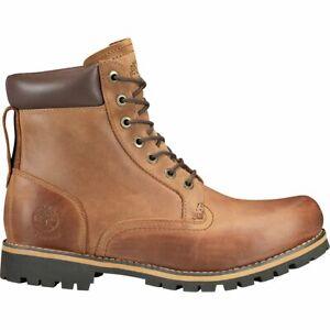Timberland Earthkeepers Rugged Waterproof 6in Plain Toe Boot - Men's